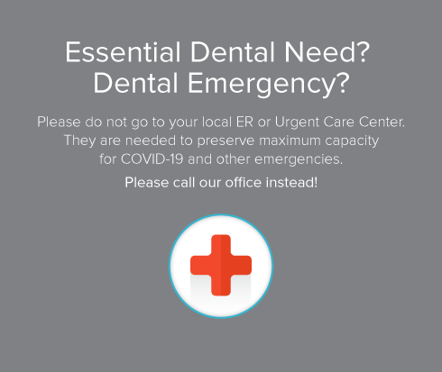 Essential Dental Need & Dental Emergency - Lafayette Modern Dentistry