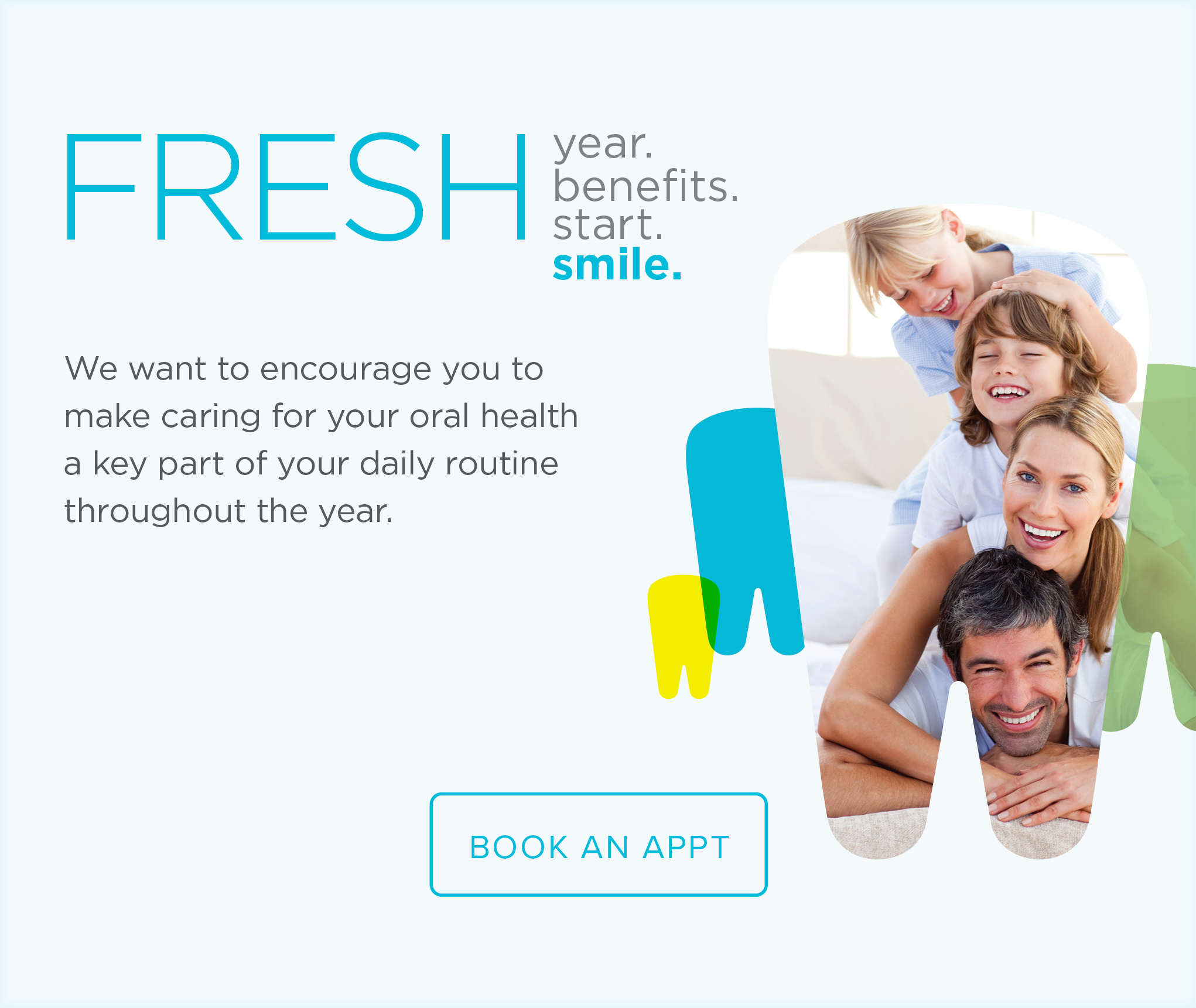 Lafayette Modern Dentistry - Make the Most of Your Benefits